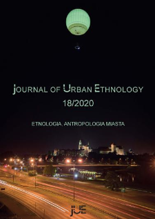 Journal of Urban Ethnology 18/2020